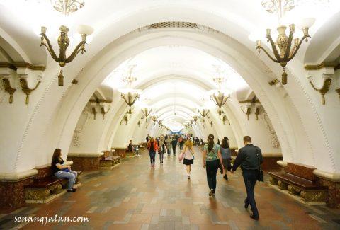 stasiun metro